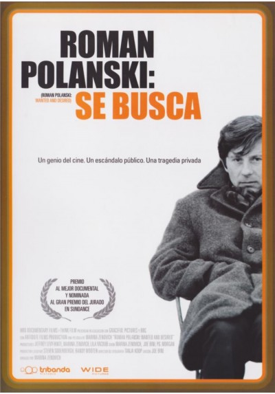 Roman Polanski : Se Busca (Roman Polanski: Wanted And Desired)