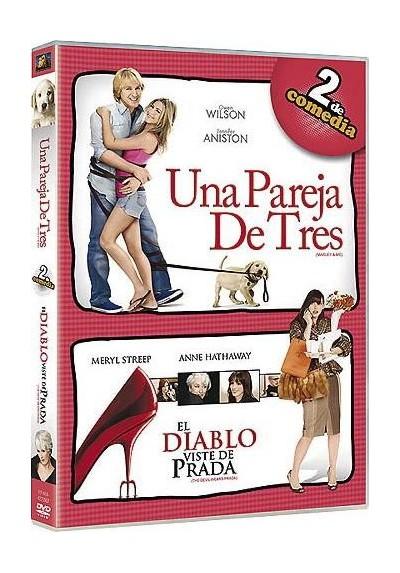 Pack Una Pareja De Tres / El Diablo Se Viste De Prada