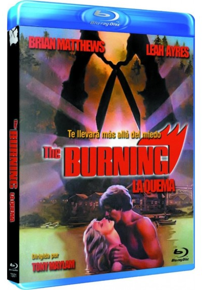 The Burning (La Quema) (Blu-Ray)