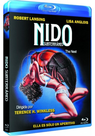 Nido Subterraneo (Blu-Ray) (The Nest)