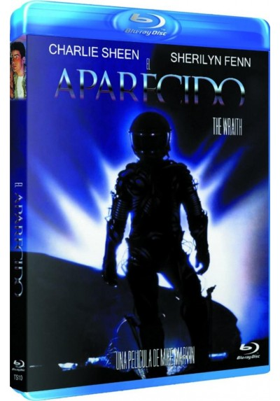 El Aparecido (Blu-Ray) (The Wraith)