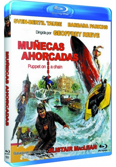 Muñecas Ahorcadas (Blu-Ray) (Puppet on a Chain)