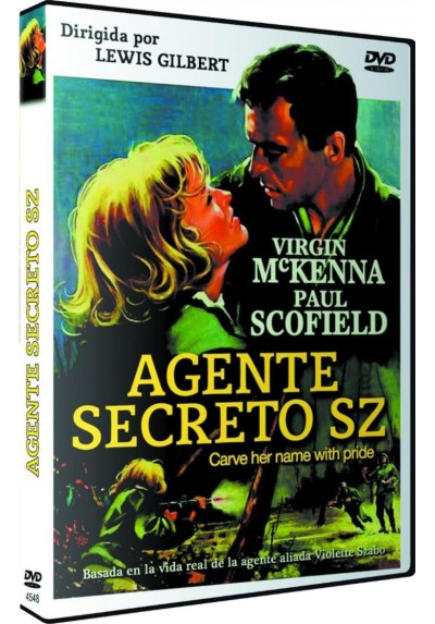 Agente Secreto Sz (Carve Her Name With Pride)