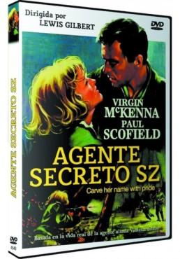 Agente Secreto Sz (Carve Her Name With Pride)