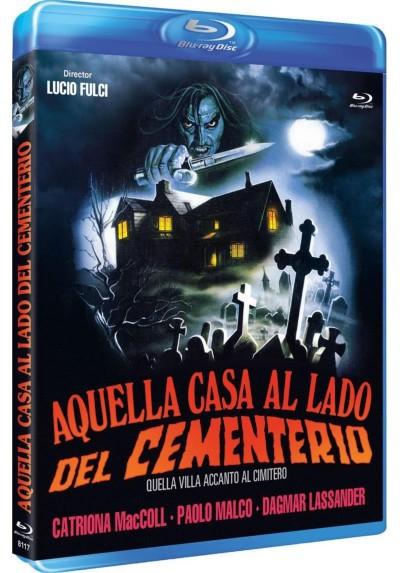 Aquella Casa Al Lado Del Cementerio (Blu-Ray) (Quella Villa Accanto Al Cimitero)