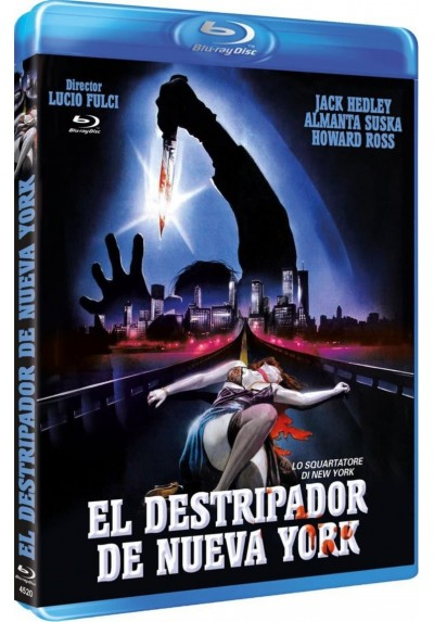 El Destripador De Nueva York (Blu-Ray) (Lo Squartatore Di New York)