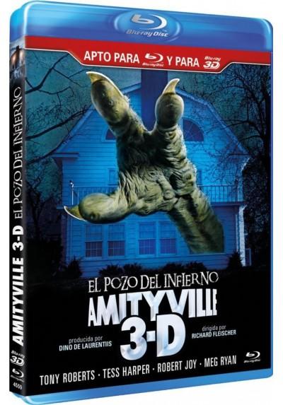 El Pozo del Infierno: Amityville 3-D (Blu-Ray) (Amityville III: The Demon)