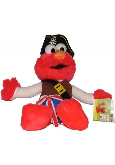 Elmo Vestido de Pirata de Barrio Sesamo - 48 cms.