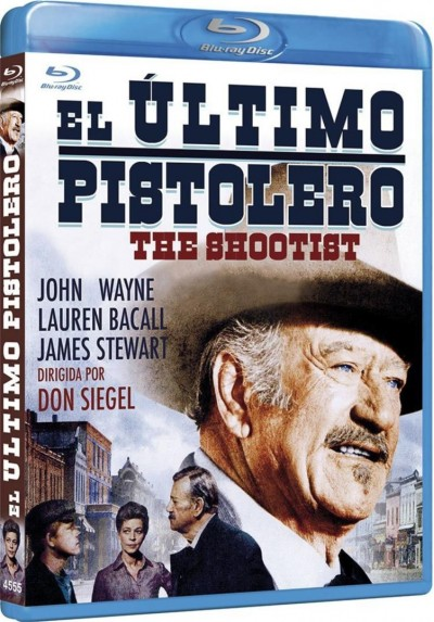 El Ultimo Pistolero (Blu-Ray) (The Shootist)
