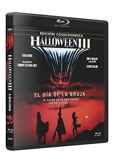 Halloween III : El Dia De La Bruja (Blu-Ray) (Halloween III: Season Of The Witch)