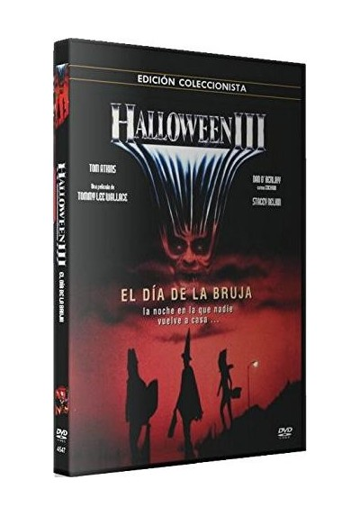 Halloween III : El Dia De La Bruja (Halloween III: Season Of The Witch)