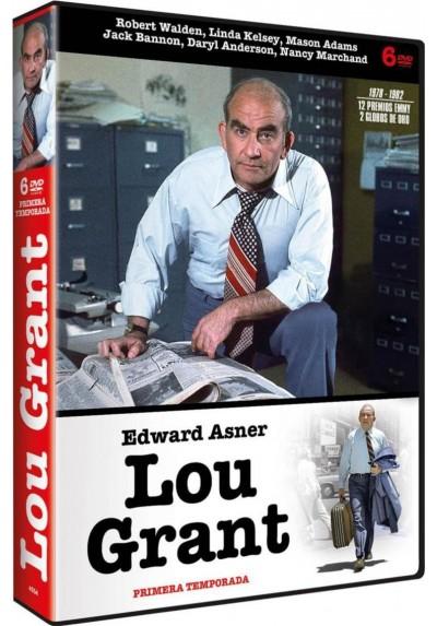 Lou Grant - 1ª Temporada