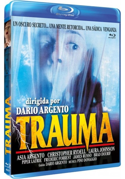 Trauma (Blu-Ray) (Bdr)
