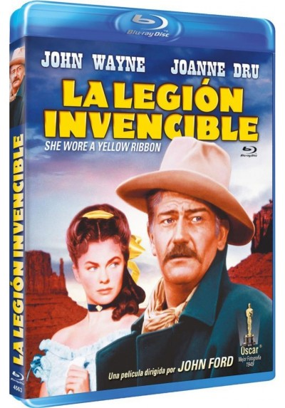 La Legion Invencible (Blu-Ray) (She Wore A Yellow Ribbon)