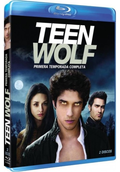 Teen Wolf - 1ª Temporada (Blu-Ray)