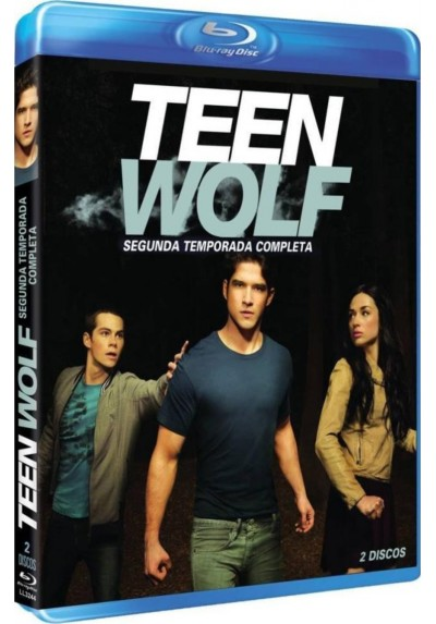 Teen Wolf - 2ª Temporada (Blu-Ray)