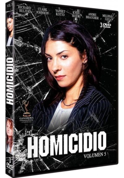 Homicidio - Vol. 5 (Homicide: Life On The Street)