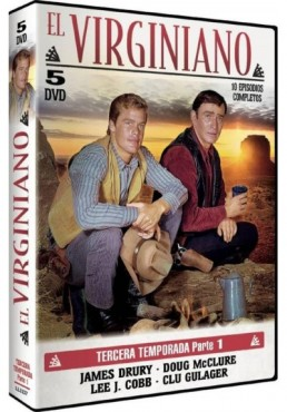 El Virginiano : 3ª Temporada - 1ª Parte (The Virginian)