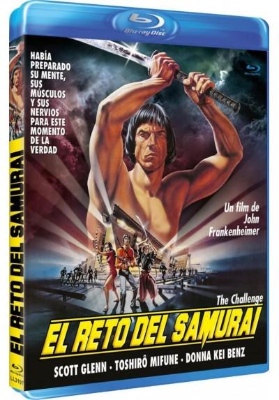 El Reto Del Samurai (Blu-Ray) (The Challenge)