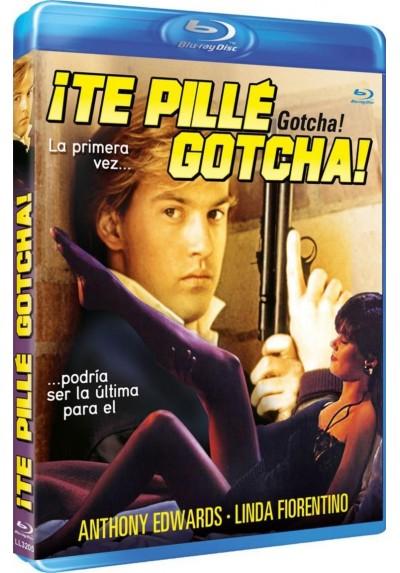 Te Pille, Gotcha! (Blu-Ray) (Gotcha!)