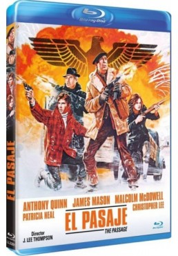 El Pasaje (Blu-Ray) (The Passage)