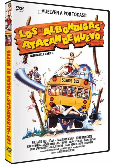 Los Albondigas Atacan De Nuevo (Meatballs Part II)