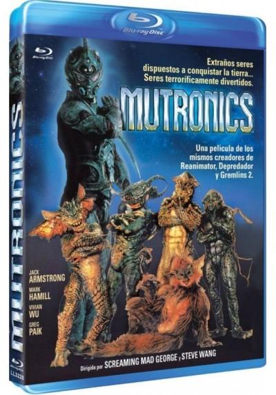 Mutronics (Blu-Ray) (Guyver)