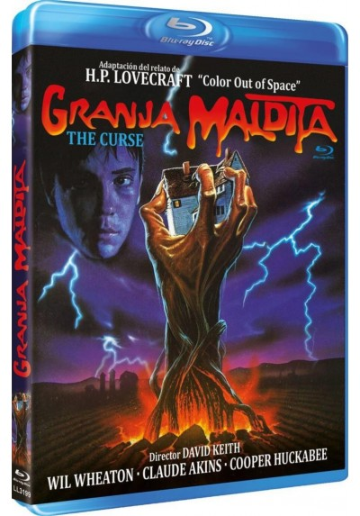 Granja Maldita (Blu-Ray) (The Curse)