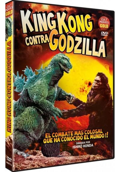 King Kong Contra Godzilla (Kingu Kongu Tai Gojira)