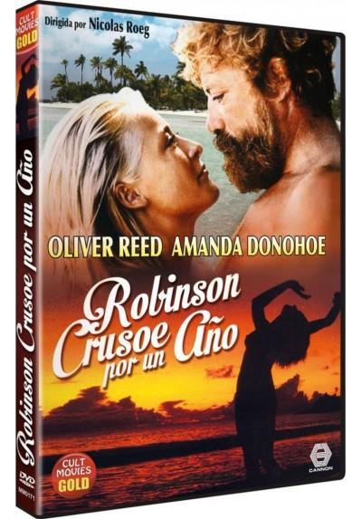 Robinson Crusoe Por Un Año (Castaway)