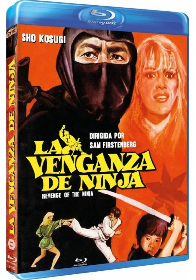 La Venganza De Ninja (Blu-Ray) (Revenge Of The Ninja)