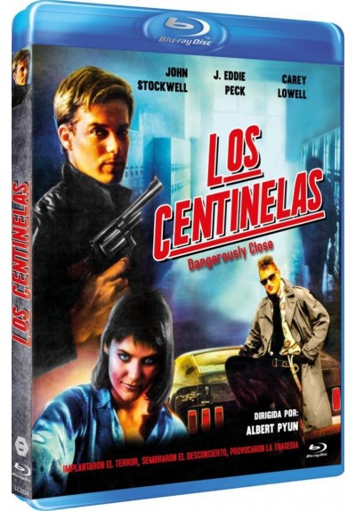 Los Centinelas (Blu-Ray) (Dangerously Close)