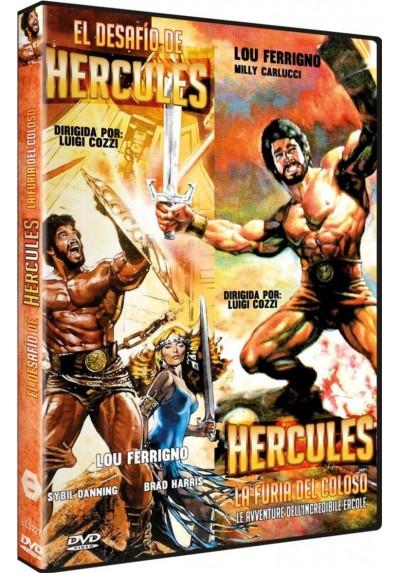 El Desafío De Hercules / Hercules, La Furia Del Coloso