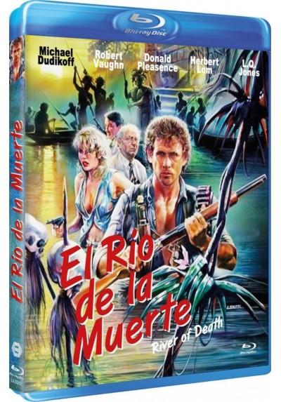 El Rio De La Muerte (Blu-Ray) (River Of Death)