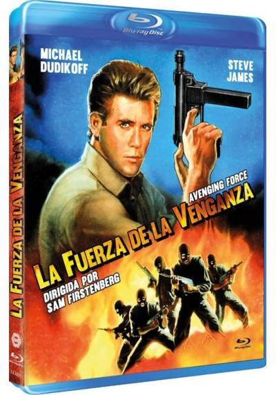La Fuerza De La Venganza (Blu-Ray) (Avenging Force)