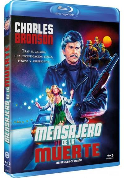 Mensajero De La Muerte (Blu-Ray) (Messenger Of Death)