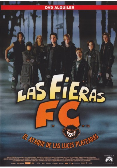 Las Fieras F.C. : El Ataque De Las Luces Plateadas (Die Wilden Kerle 4)