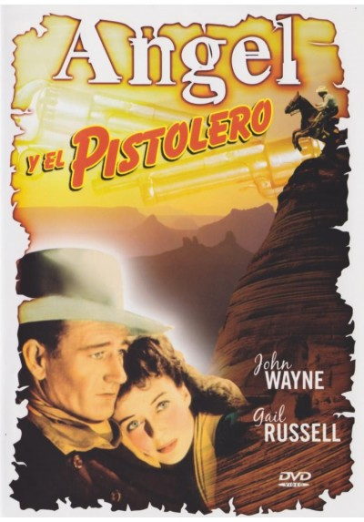 El Angel Y El Pistolero (Angel And The Badman) (Dvd-R)