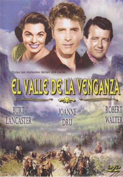 El Valle De La Venganza (Vengeance Valley) (Dvd-R)
