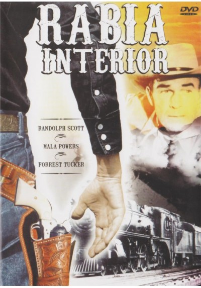 Rabia Interior (Rage At Dawn) (Dvd-R)