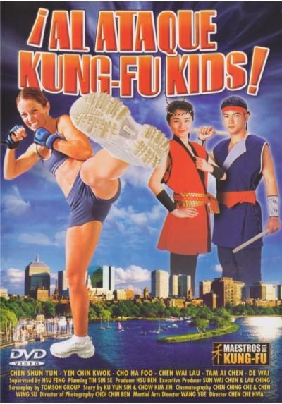 ¡Al ataque Kung Fu Kids!