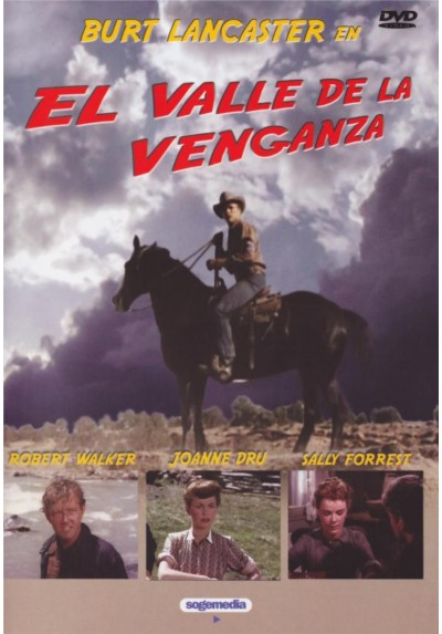 El Valle De La Venganza (Vengeance Valley)