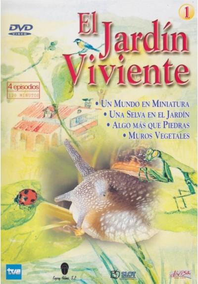 El Jardin Viviente : Vol. 1