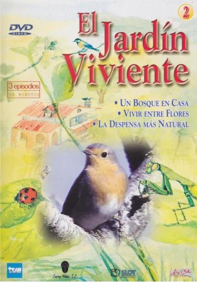 El Jardin Viviente : Vol. 2