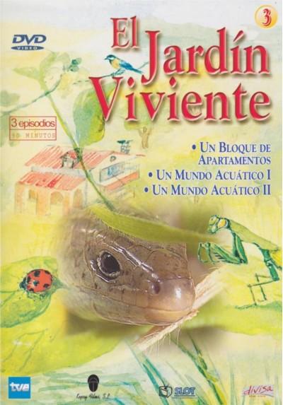 El Jardin Viviente : Vol. 3