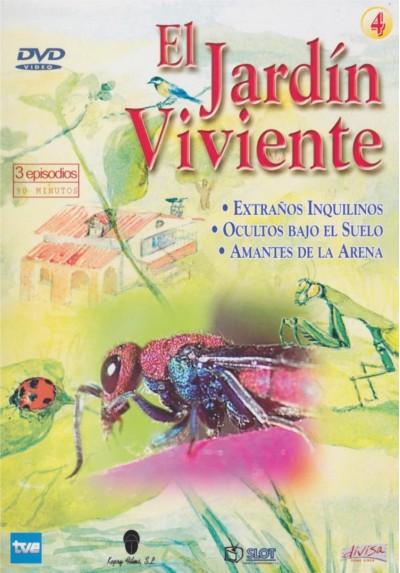 El Jardin Viviente : Vol. 4