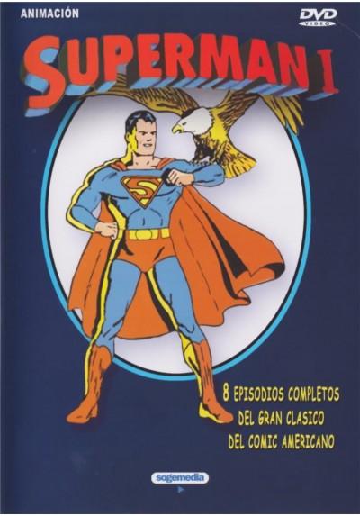 Superman I (Animacion)