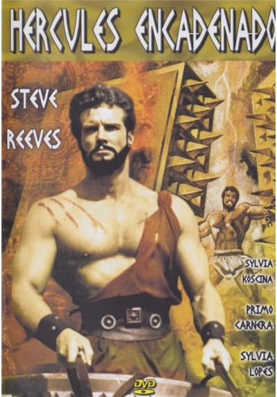 Hercules Encadenado (Ercole E La Regina Di Lidia) (Dvd-R)