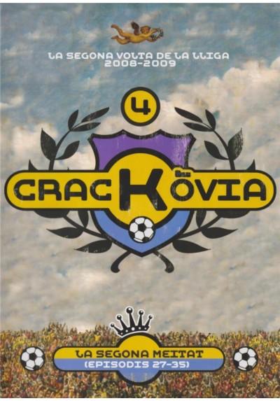 Crackovia: La segona volta de la Liga BBVA 2008-2009 (Vol. 4)
