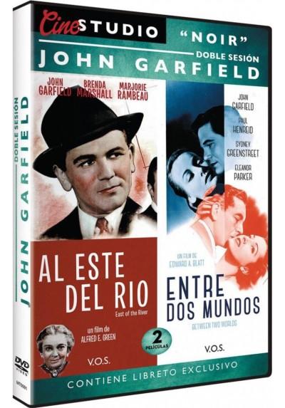 Doble Sesion John Garfield: Al Este Del Rio / Entre Dos Mundos (V.O.S.)